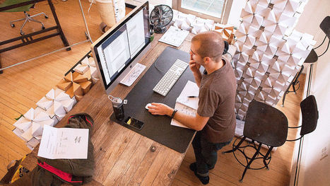 Your Standing Desk Makes You Feel So Healthy, So You Go Straight Home And Sit Down | Real Estate Plus+ Daily News | Scoop.it