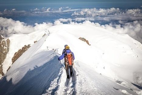 Google propose une ascension virtuelle du Mont Blanc | Clic France | Scoop.it