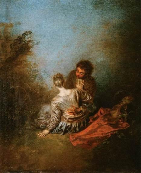 Life and Paintings of Jean-Antoine Watteau (1684 - 1721) - Make your ideas Art   Sociales Dani Fernández   Scoop.it