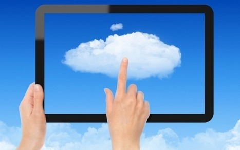 In a Relationship: Mobile Apps and the Cloud [INFOGRAPHIC] | Curtin iPad User Group | Scoop.it