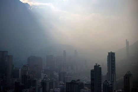 Hong Kong Warns Public to Avoid Outdoors as Pollution Soars | Sustain Our Earth | Scoop.it