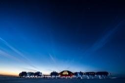 Antarctica's first sunset of 2015 | Antarctica | Scoop.it