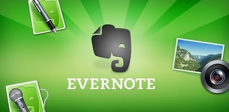 Evernote - Applications Android sur GooglePlay | Applicazioni Android e non, Infographics, Byod | Scoop.it
