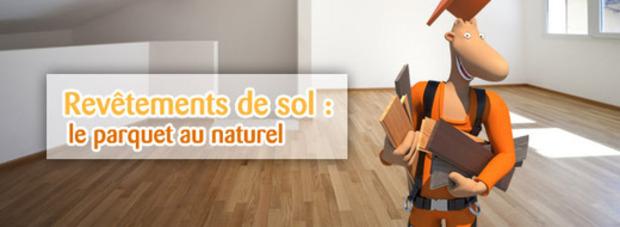 [blog Technitoit] Revêtement de sol : le parquet au naturel | La Revue de Technitoit | Scoop.it