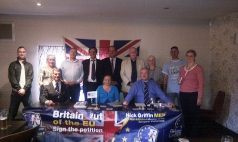 Tameside BNP Returns | The Indigenous Uprising of the British Isles | Scoop.it