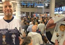 Yankees offer fans 2014 tickets after Mariano Rivera bobblehead fiasco - New York Daily News | Mariano Rivera | Scoop.it