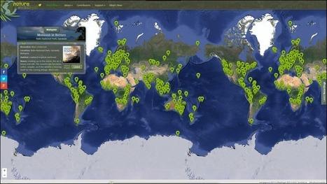 Edu-Curator: Nature Soundmap: Geluiden uit de natuur. Voor een aardrijkskunde- of natuurles! | ICT en onderwijs | Scoop.it