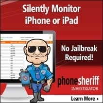 iPhone Spy Without Jailbreak with PhoneSheriff® Investigator Edition | Mobiespy Blog | Cell Phone Spy | Scoop.it