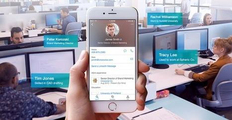 Linkedin Lookup : une appli pour créer un annuaire de contacts en ligne au sein des entreprises - #Arobasenet.com | Webmarketing et Réseaux sociaux | Scoop.it