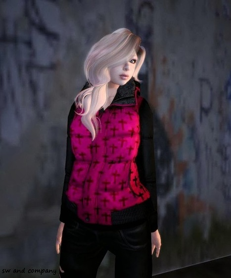 Boo Jacket | A Collection of Second Life Blogs | Scoop.it