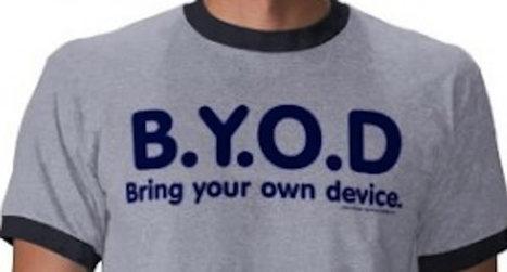 Mind Map: BYOD Student   Trae tu propio dispositivo (BYOD) aplicado a la educación   Scoop.it