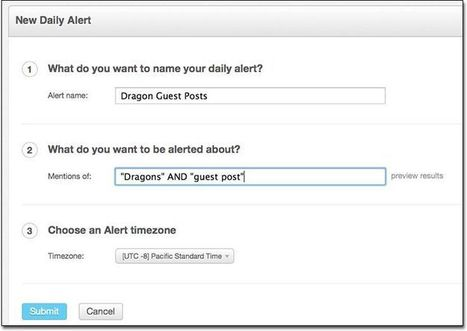 Search Explorer et Fresh Alerts : deux nouveaux outils SEO - Actualité Abondance | Stratégie digitale | Scoop.it