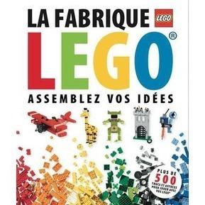La fabrique Lego | L'univers des jeux | Scoop.it