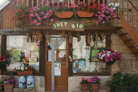 Ecotourisme en Franche Comté : accueil en gite écologique de grande capacité dans une ferme biologique | L'actualité des Gîtes de France | Scoop.it