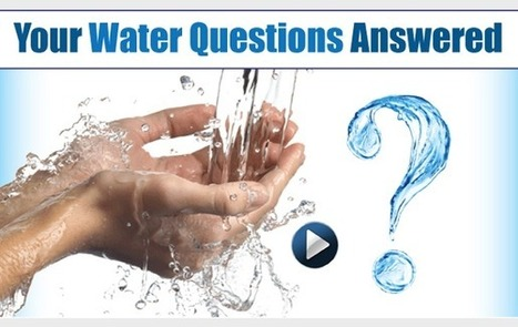 Drinking Water | Water Systems | Scoop.it