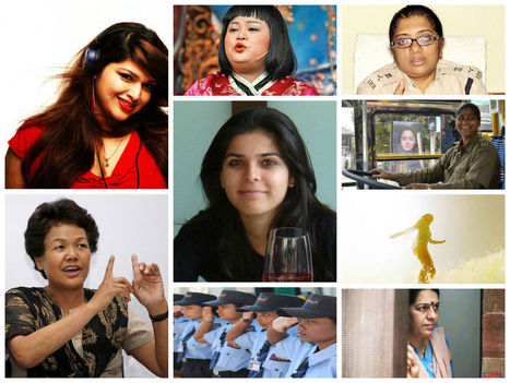 These 15 Women Dared To Break The Mould And Took Unconventional Career Paths - The Better India | This Gives Me Hope | Scoop.it