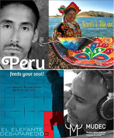 Festival del Cinema & della Cultura del Perù al MUDEC il 13 settembre 2015 | Social Media Press | Scoop.it