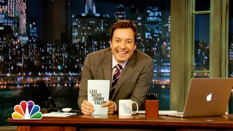 Jimmy Fallon Reads Viewer's Top Funny, Weird, or Embarrassing #DadQuotes Tweets | MyHumor | Scoop.it