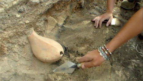 Wine used in ritual ceremonies 5,000 years ago in Georgia | Histoire et Archéologie | Scoop.it