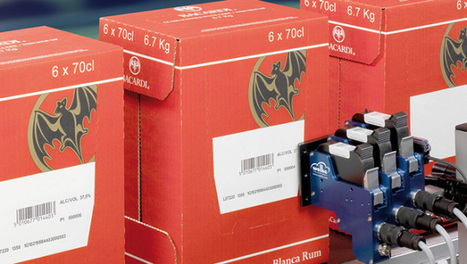 i-etiquetas Rotacode para el sector de bebidas espirituosas | Rotacode Marketing Mobile | Scoop.it