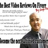 Best Paid Fiverr Video Testimonials and Product Reviews