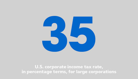 The Corporate Income Tax: Mend It, Don't End It - Bloomberg | Reclaiming our Commons from the 1 Per Cent | Scoop.it