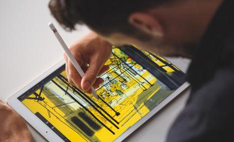 Tu iPad será tu próximo lienzo gracias a estas aplicaciones   ARTE, ARTISTAS E INNOVACIÓN TECNOLÓGICA   Scoop.it
