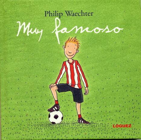 Libros y fútbol: literatura infantil y juvenil para anotar goles | TUL | Scoop.it
