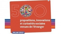 500 propositions, innovations et curiosités sociales venues de l'étranger - bilan 2012 - Parlons RH | IGS Formation Continue | Scoop.it