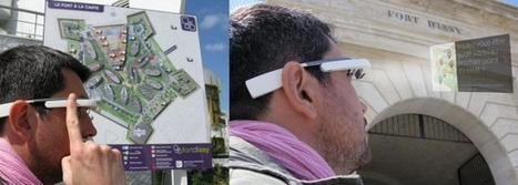 Google Glass : une app touristique à Issy-les-Moulineaux | news android from klynefr | Scoop.it
