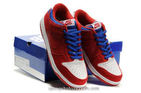 Superman Nike dunk cartoon sneakers,cartoon superman shoes,superman sneakers | Superman Nike Shoes Superhero Dunks | Scoop.it