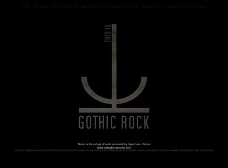 This is Gothic Rock: The Best of 2013 - 20 ESSENTIAL ALBUMS OF THE 2013 | 2013 Music Links | Scoop.it