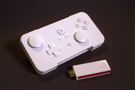 War of the Android gaming consoles sees $79 GameStick challenge $99 OUYA - NDTV   GamingShed   Scoop.it