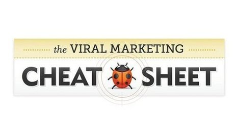 The Viral Marketing Cheat Sheet: 7 Things You Must Know | digital marketing strategy | Scoop.it