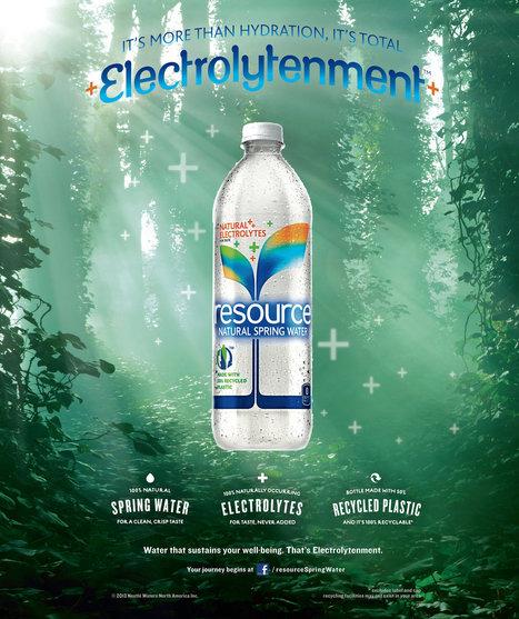 Nestlé Adds Premium Brand in Still Water Arena   Market Segmentation   Scoop.it