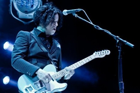 Jack White to play the Grammys | Consequence of Sound | MUSIC CONTENTS | Scoop.it
