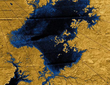 Let's put a sailboat on Titan | Vloasis vlogging | Scoop.it