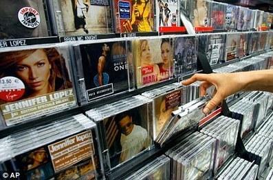Le piratage : 25% de la musique consommée en ligne !... C'est l'Hebdo Musique et Web | Bibliotheque et numérique | musique numérique en bibliothèque | Scoop.it