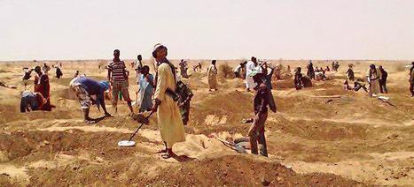 L'or du désert maure | Les déserts dans le monde | Scoop.it