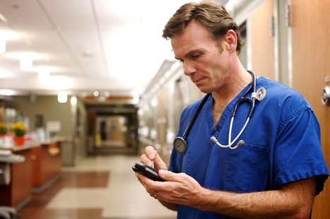 How Mobile Tech is Revolutionizing Patient Health Management | Nursing Education | Scoop.it