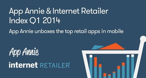 App Annie & Internet Retailer Index Q1 2014: App Annie Unboxes the Top Retail Apps in Mobile - App Annie Blog | Digital commerce | Scoop.it