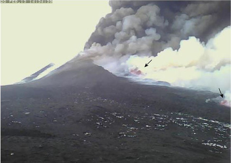 Etna's Explosive Last Three Days | Conformable Contacts | Scoop.it