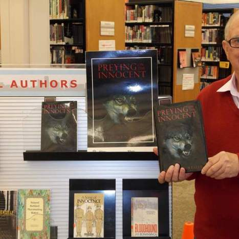 Library nominates local author for new award - Lincolnwood Review | SocialLibrary | Scoop.it