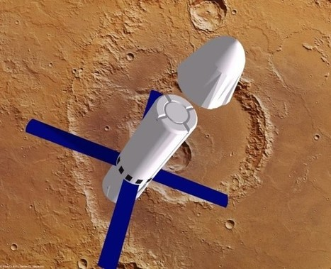 Speculation mounts over Elon Musk's Mars plan | Space matters | Scoop.it