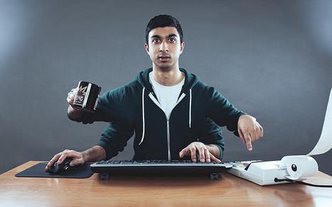 Multi-Tasking Will Kill You | Social Media 4 Education | Scoop.it