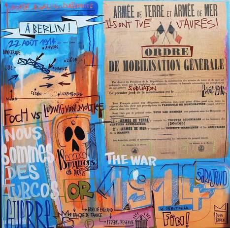 C'est la guerre au Lavo//matik ! - ArtAndFarts.over-blog.com | Les créations de Tarek | Scoop.it