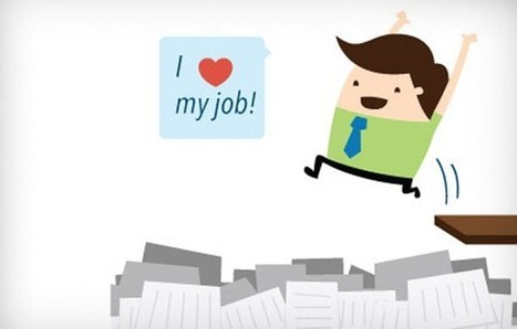 Does Your Job Satisfy You? (Infographic)   Coaching   Scoop.it