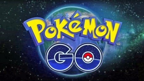 Pokemon GO: the app everyone's obsessed with | Online Childrens Games | Scoop.it