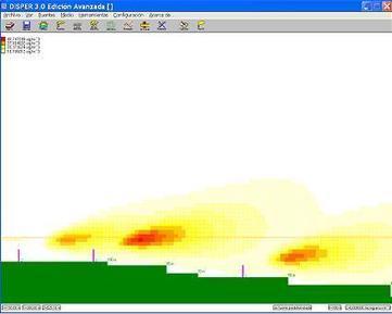Software DISPER: contaminación atmosférica | Eines 2.0 | Scoop.it