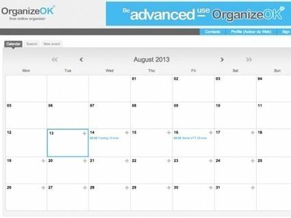 OrganizeOK, organiser des d'événements sportifs en ligne | Geeks | Scoop.it